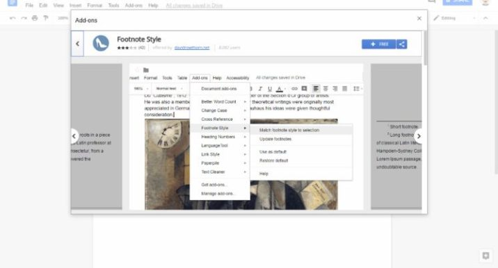 18 Best Google Docs Add Ons You Should Try In 2019 Rankred