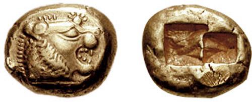 Electrum coins