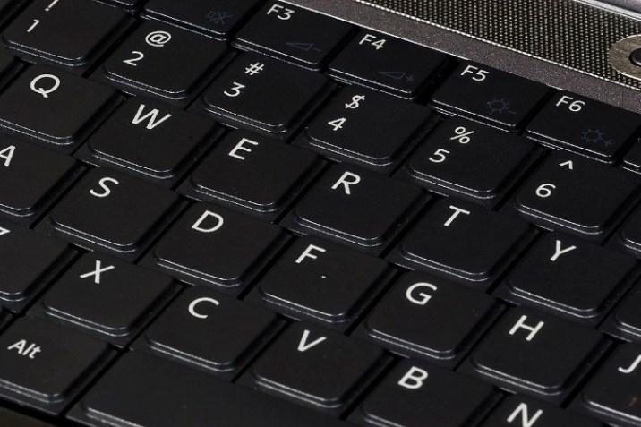 Laptop Sized keyboard