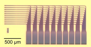 Optical Neural Network on silicon chip
