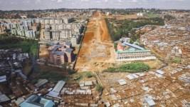 AI Map world's Informal Settlements