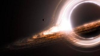 Hawking Radiation in an Optical Black Hole