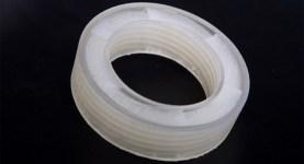 Metamaterial cancel sound but preserve air passage
