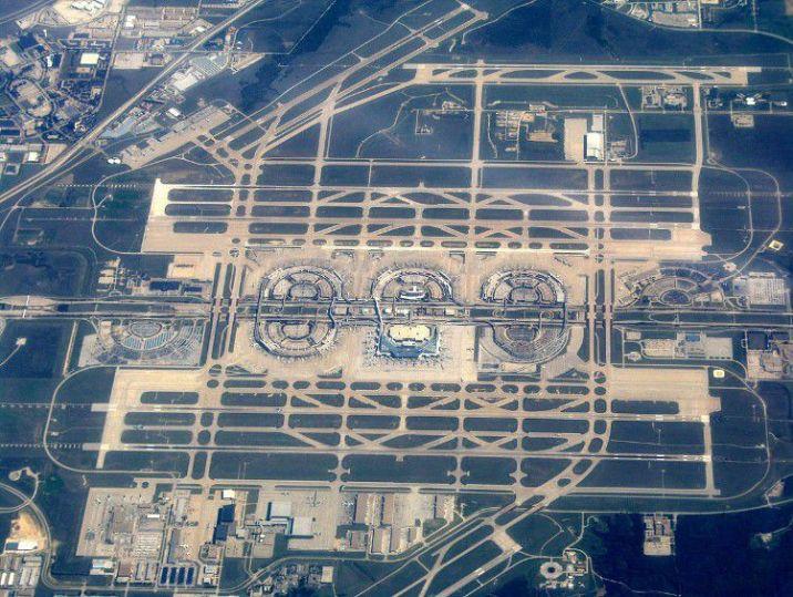 Dallas airport