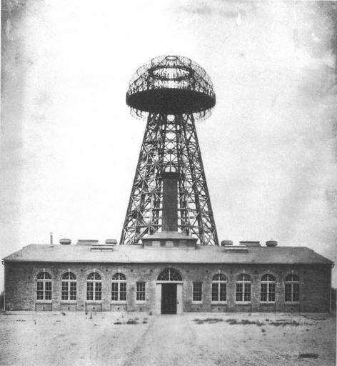 Wardenclyffe Tower