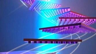 propel objects using light