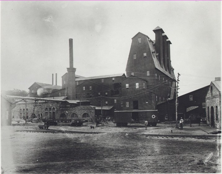 An Edison plant in New Jersey