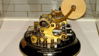 Thomas Edison Inventions - Stock Telegraph Ticker