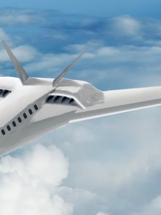 Fully Electric Aircraft funded by NASA