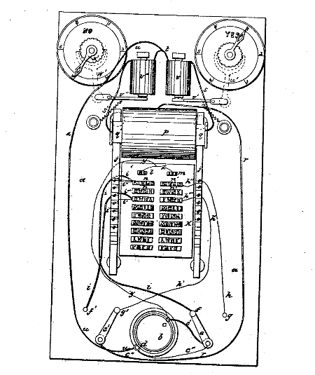Edison vote machine