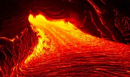 Magma Has Water Content