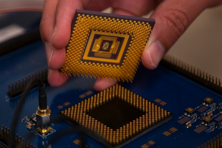 Programmable Memristor enable AI processing