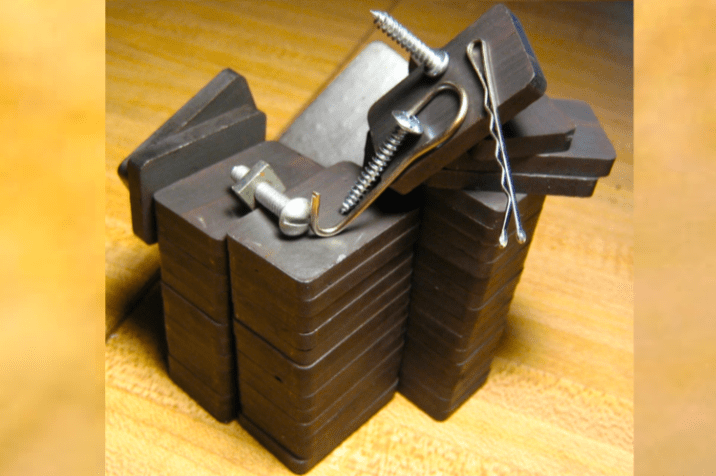 Types of magnets - Ferrite Magnets