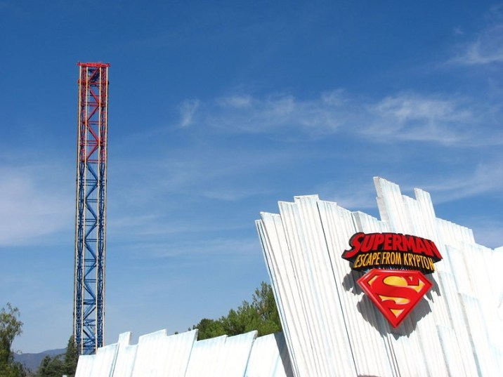 Superman Escape from Krypton