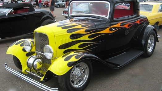 hot rod - types of cars