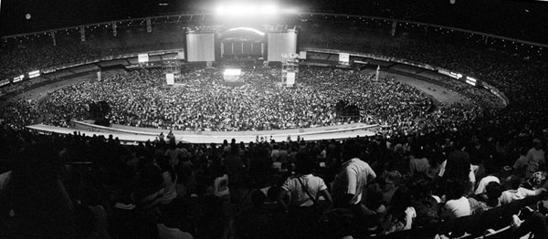 Attendance crowd metallica 1991 moscow Picture of
