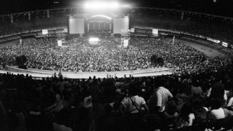 Maracana stadium - biggest concerts Ever