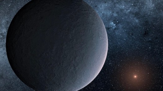 extremely unusual exoplanet