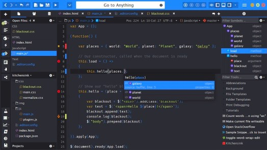 Komodo IDE - Alternatives to Notepad++ for mac