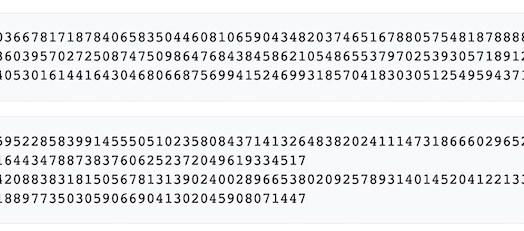 RSA-240 Crack The Largest Encryption Key