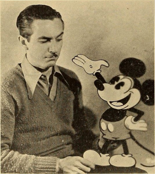 Disney with mickey mouse