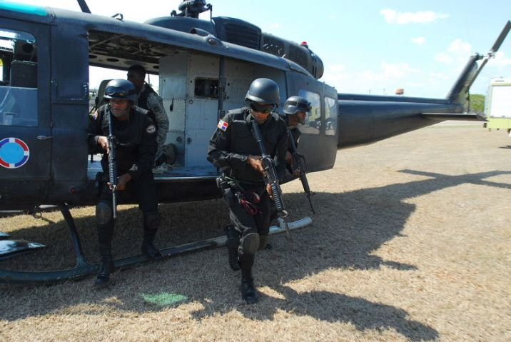 Dominician Anti Terrorism Commandos