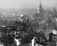 St Paul's Cathedral - who won World War II