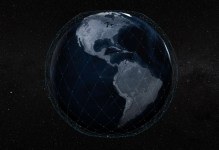 spaceX largest satellite constellation