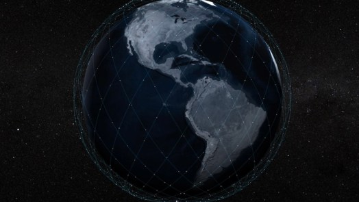 spaceX largest satellite constellation