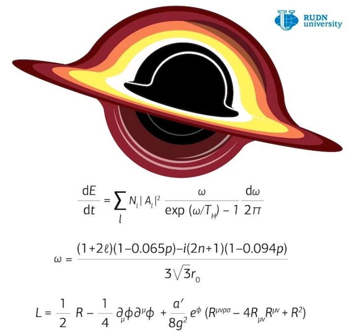 Formula For Measuring Hawking Radiation