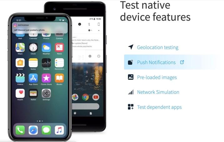 BrowserStack - Best iOS Emulators