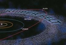 what is Kuiper Belt