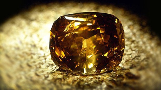 Golden Jublee diamond
