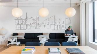 WeWork - coworking spaces nyc