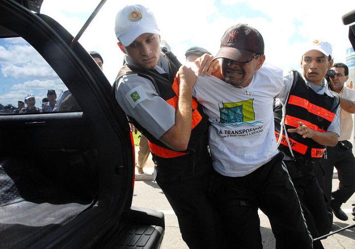 Detention in Brasilia
