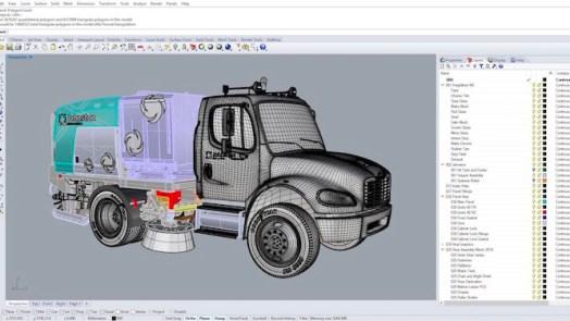 Rhinoceros - best 3D printing software