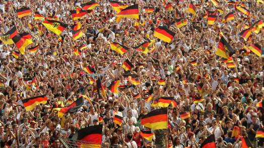 German Flag - FIFA World Cup 2006