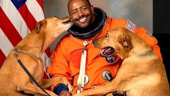 black astronauts - Leland Melvin