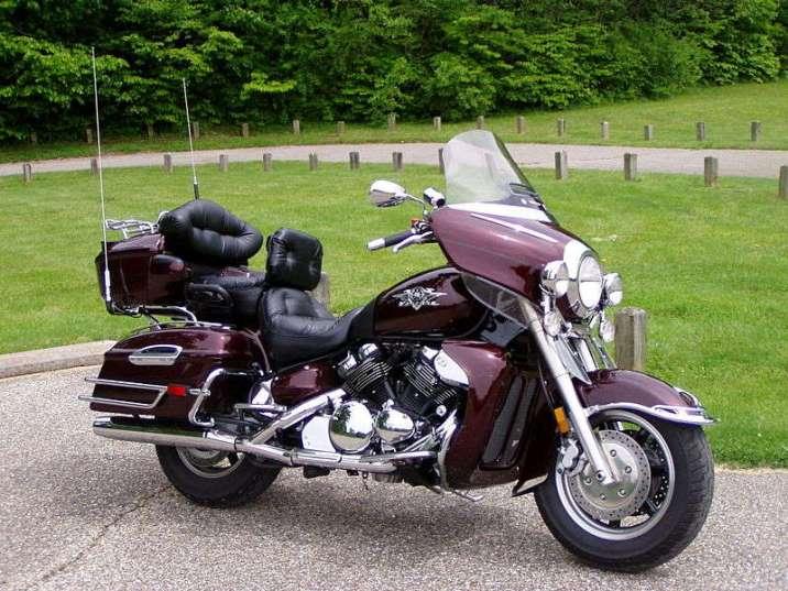 2006 Yamaha Royal Star Venture