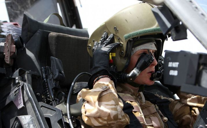 AH-64 Apache IHADSS
