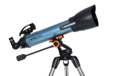 Best telescope for beginners - Celestron Inspire 100AZ