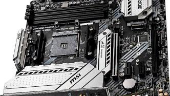 best motherboards for Ryzen 7 3700X- MSI MAG B550M Mortar