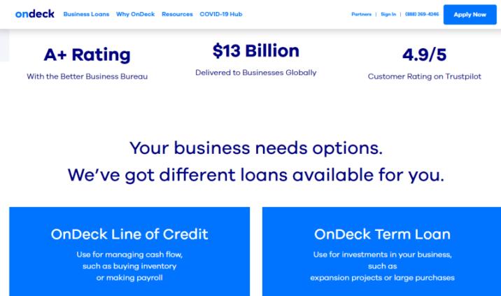 OnDeck Capital