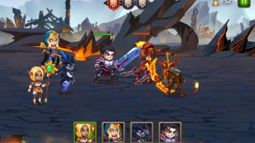 Hero Wars best team combos