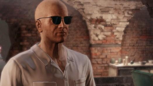 Deacon - Fallout 4 Companions