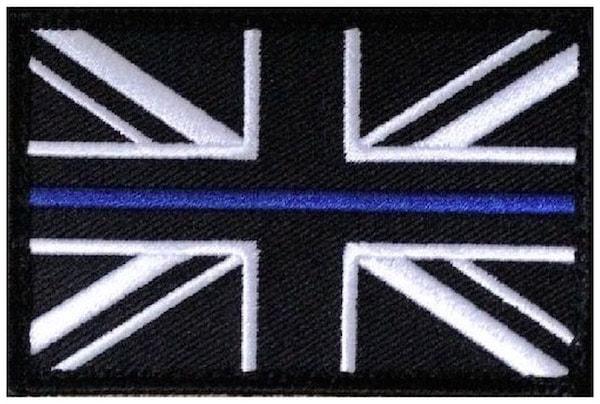UK Cop Humour logo