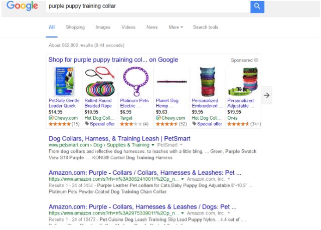 Google-Semantic-Search