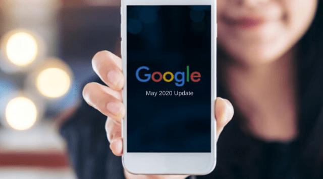 Google's May 2020 Update