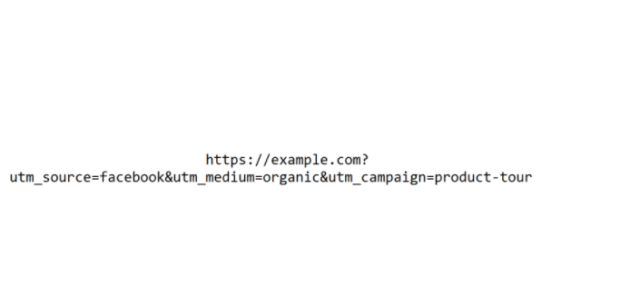Example of a UTM code