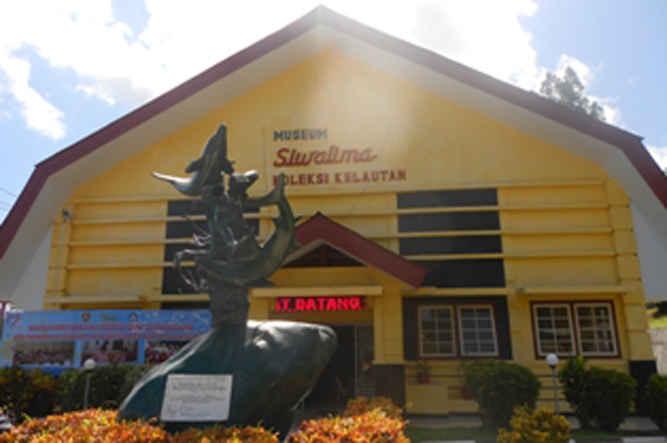 Museum Siwalima Ambon (pic: www. tribun-maluku.com)